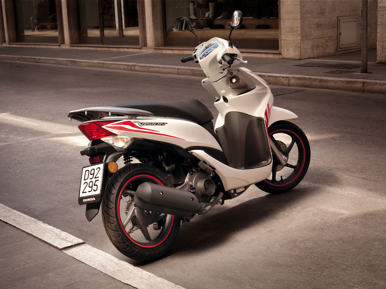 Honda Nsc50 Vision