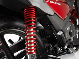 55918 21YM CB125F R369 REDSTUDIO DETAIL SUSPENSION ORIGINAL