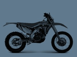 CRF400RX Special Enduro