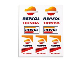 Honda Repsol sticker set